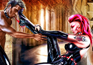 Get your membership today and enjoy full access to our breathtaking femdom art collection!