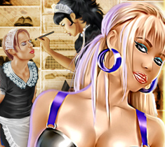 From illustrations and comics to ultra-popular 3D scenes! Join today and enjoy femdom action in a totally new form!