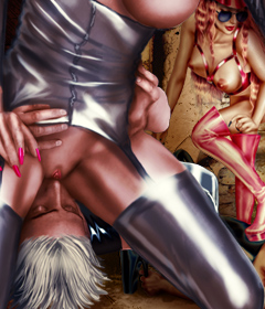 Explore a new femdom world limited by nothing but your imagination!